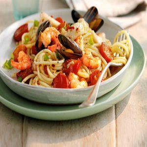 Seafood Spaghetti Recipe Price BD | Seafood Spaghetti Recipe