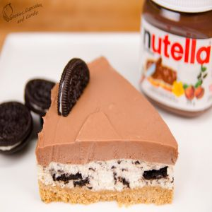 Nutella Oreo Cheesecake Price BD | Nutella Oreo Cheesecake