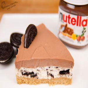 Nutella Oreo Cheesecake Price BD | Nutella Oreo Cheesecake