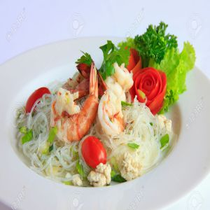 Spicy Seafood Salad Price BD | Spicy Seafood Salad