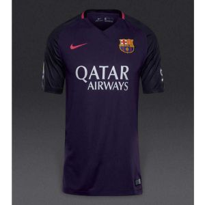 Barcelona Away PRM 16 Half Jersey Price BD | Barcelona Away PRM 16 Half Jersey
