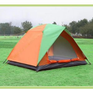 One Person Fiber Glass Camping Tube Tent Price BD | One Person Fiber Glass Camping Tube Tent