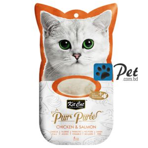 Kit Cat Purr Puree Lickable Price BD | Kit Cat Purr Puree Lickable