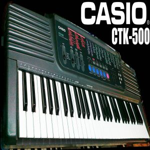 Casio Keyboard CTK 500 Price BD | Casio Keyboard Casio Keyboard CTK 500