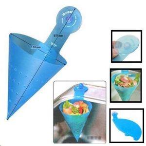 Triangle Pot Drainer for kitchen (QHH)