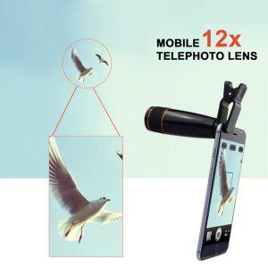 12X Zoom lens Plastic Body (BNH)