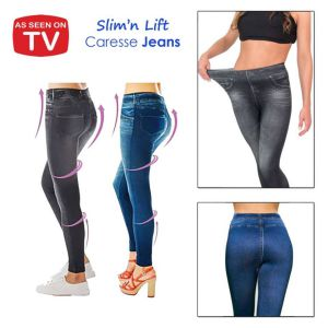 Slim n Lift Caresse Jeans For Ladies (UNH)