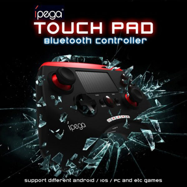 iPEGA PG-9028 Portable Wireless Bluetooth Game Controller Gamepad Joystick With Touch Pad