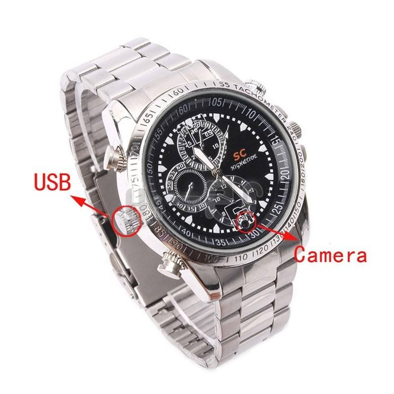 Spy Camera Night Vision Watch 32GB ,(22155199.)