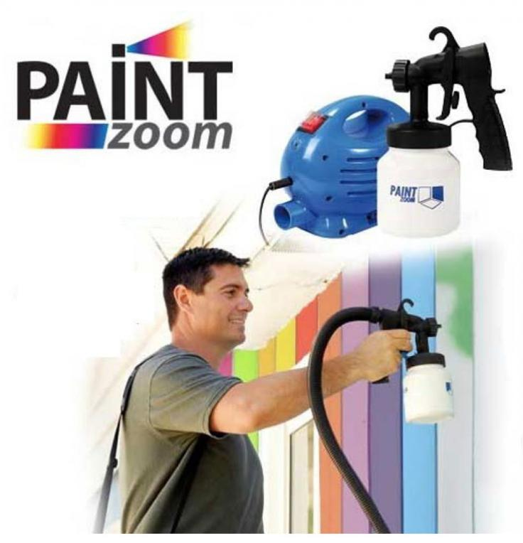 Electric Paint Sprayer Paint Gun,(11219977.)
