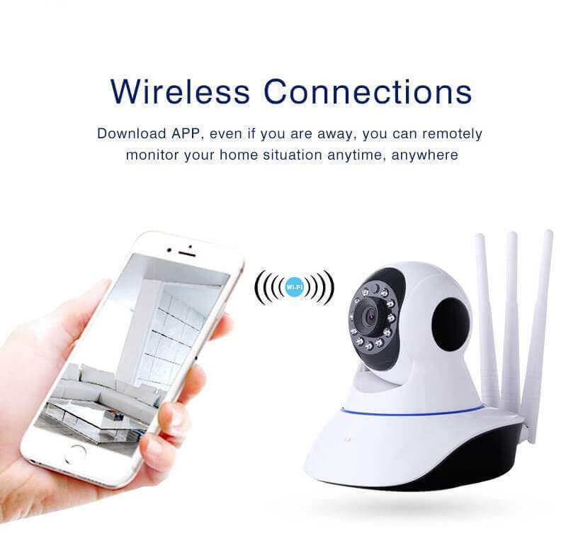 WiFi Camera,(11249977)