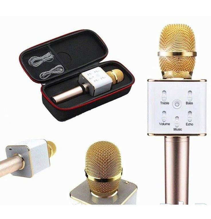 Karaoke Bluetooth Microphone (QAHH)