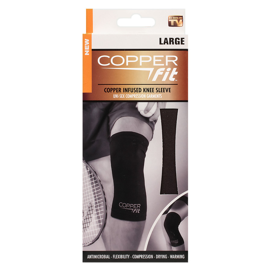 Copper Fit Knee Sleeve,(5525199.)