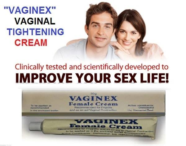 Vaginex Female Cream For Tightening Vagina Muscle And Aid