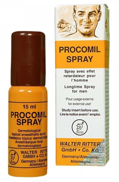 Germany Delay Spray Procomil 15 ml Original