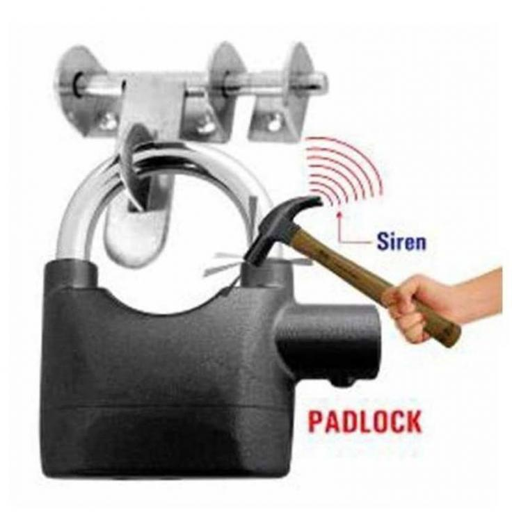 Security Alarm Lock ,(1138177.)