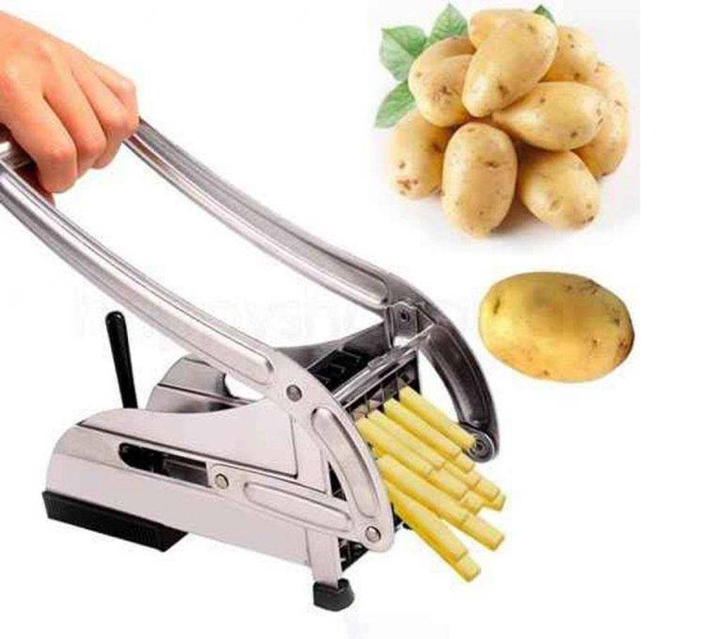 Stainless Steel Potato Chipper (9955177.)