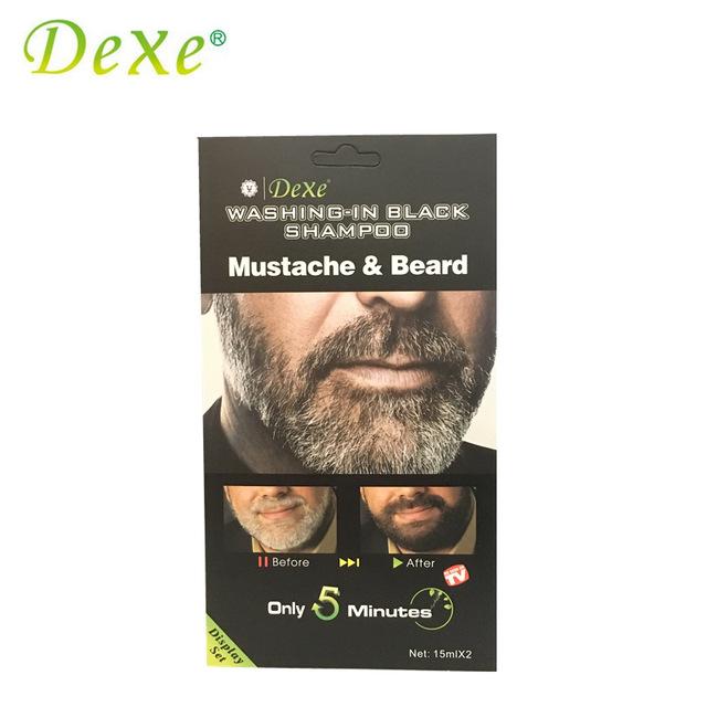 Dexe Washing In Black Moustache & Beard ,(229911.)