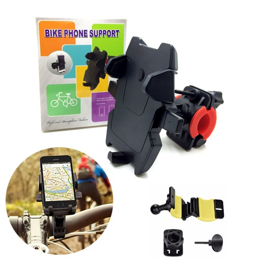 Bike and BiCycle Phone Support Holder C:0003