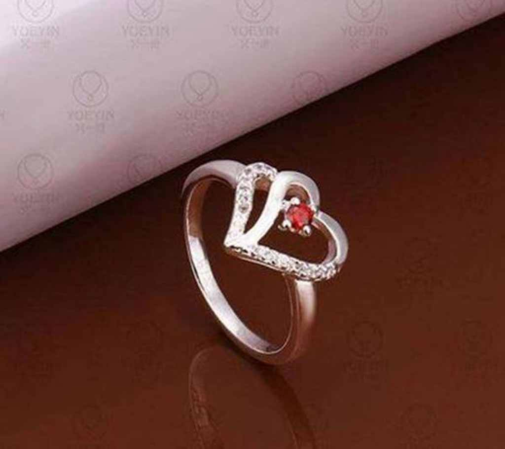 Red Love Finger Ring,(8817122.)
