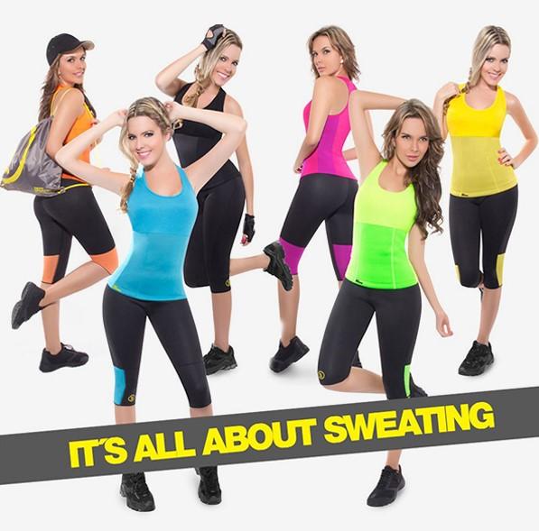 Women Hot Bodys Shaper Shirts(4429922.)
