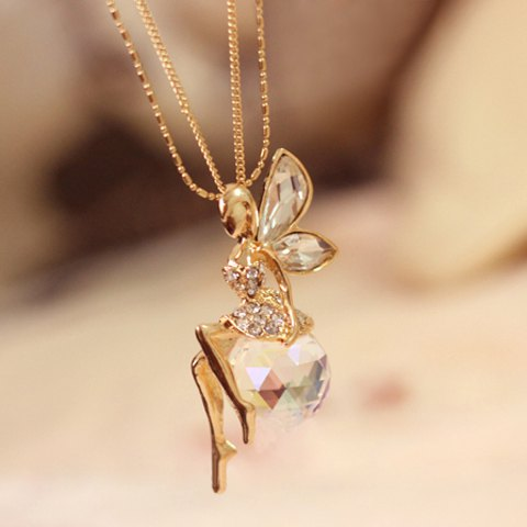 Angel locket ,(HL4429977.)