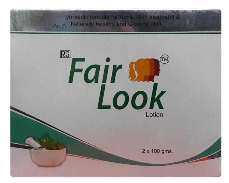 Fair Look Lotion, Original indian