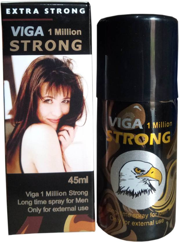viga Strong 1 million, germany spray original