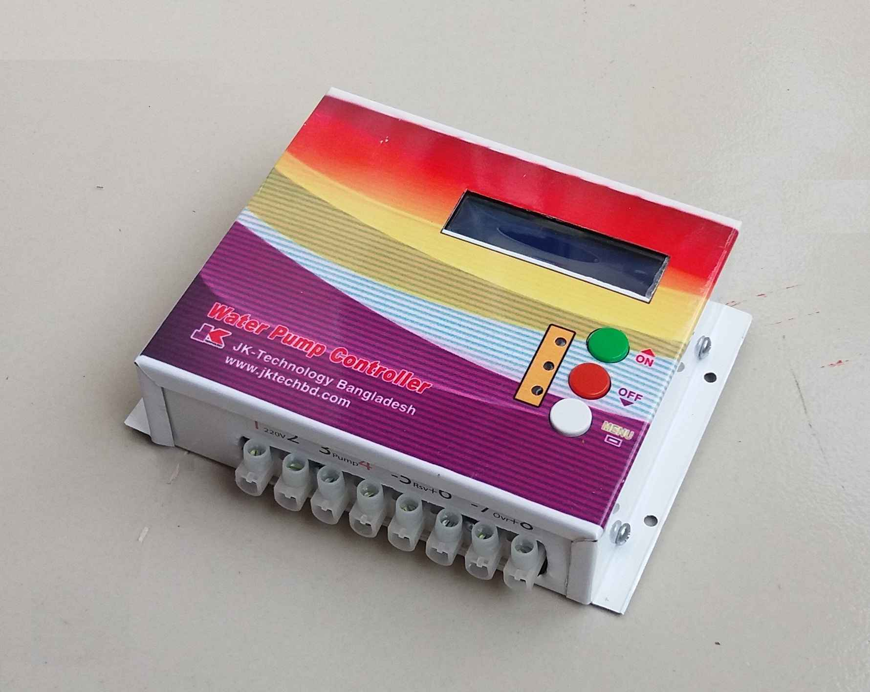Automatic Pump Controller (Smart)