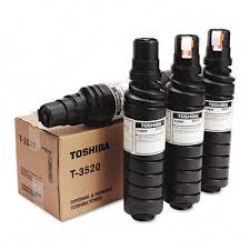 Toshiba T 3520 Toner Cartridge for Toshiba Photocopier
