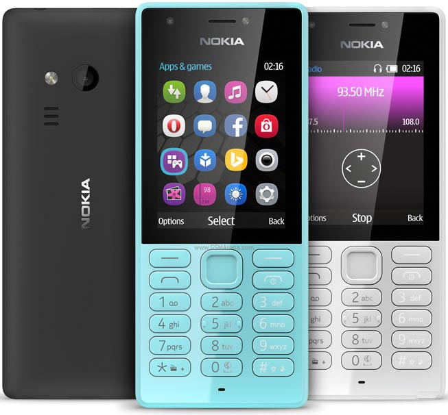 Nokia 216  Double Sim TFT Display  BarPhone