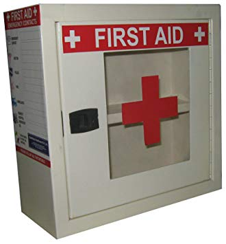 Industrial First Aid Box Wall Mountable