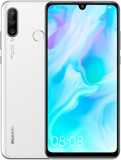 Huawei P30 Lite 128GB Rom Android Pie SmartPhone