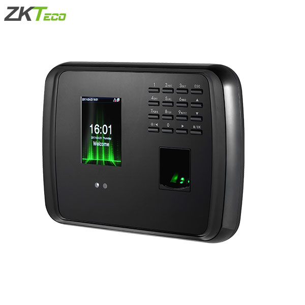 Zkteco Multi Bio Time Attendance Terminal with Access Control Functions MB460