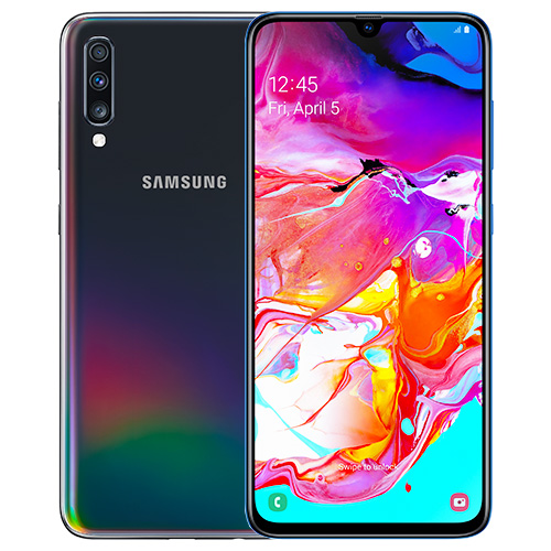 Samsung A70 128GB Rom Android Pie SmartPhone