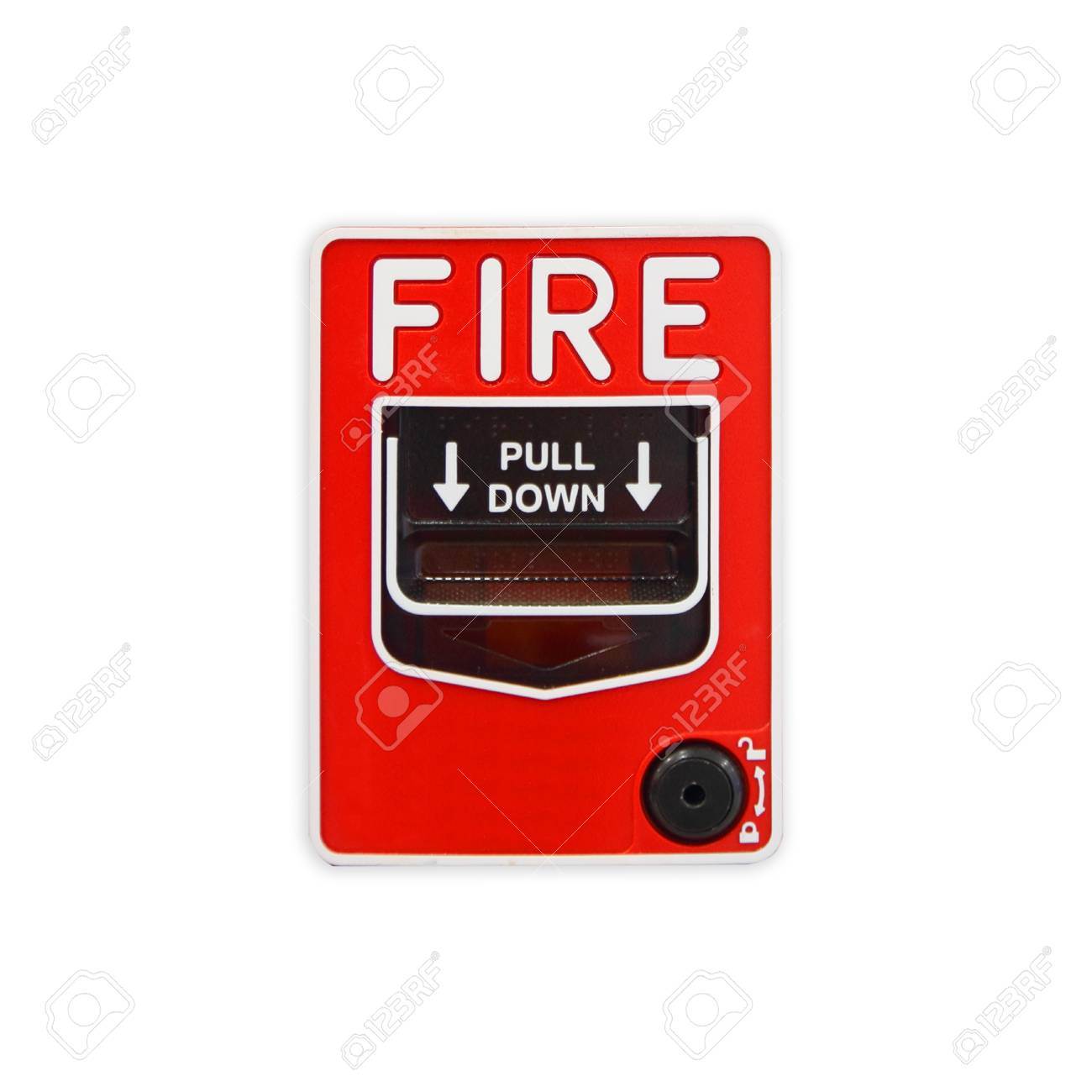 Fire Alarm Suitch Box