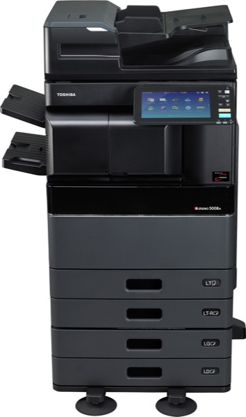 Toshiba E-Stuido 2508A  Multifunction B&W Copier Machine