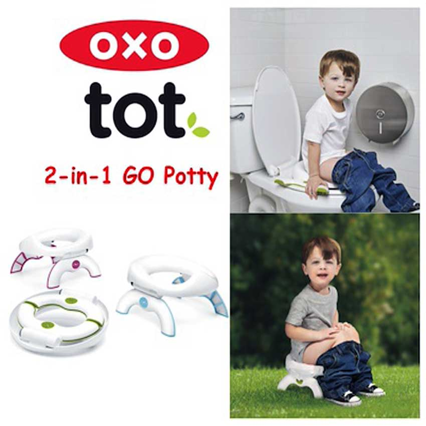 2 in 1 Go potty,IYM(RB)