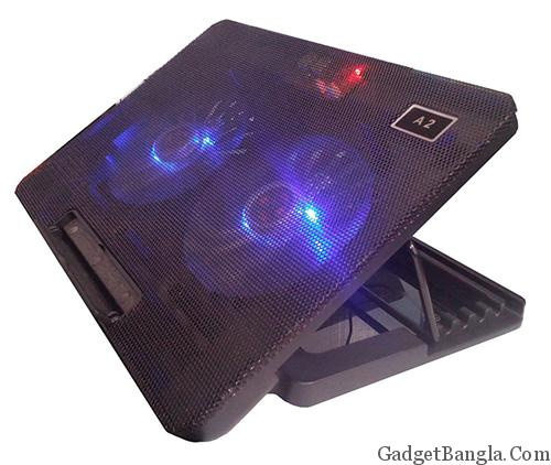 A2 Laptop Cooling Pad