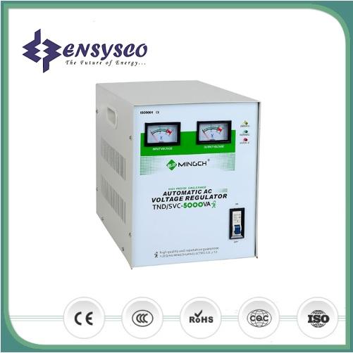 5000 VA Voltage Stabilizer