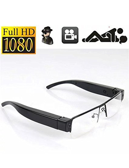 Spy Camera Eye wear Glasses HD