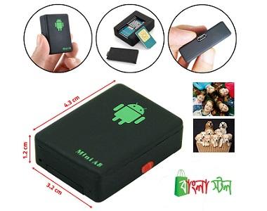 GPS Sim Device with Voice Tracker Mini A8