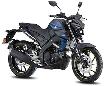 Yamaha MT 15 with ABS