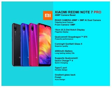 Redmi Note 7 Pro Price in BD | Redmi Note 7 Pro