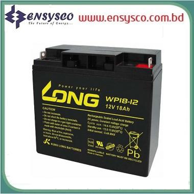 18Ah Long Battery Price in BD | 18Ah Long Battery