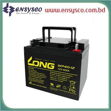 40Ah Long Battery Price in BD | 40Ah Long Battery