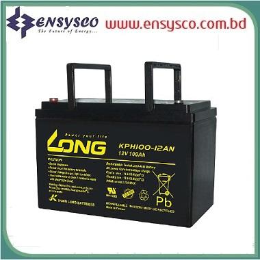 100Ah Long Battery Price in BD | 100Ah Long Battery