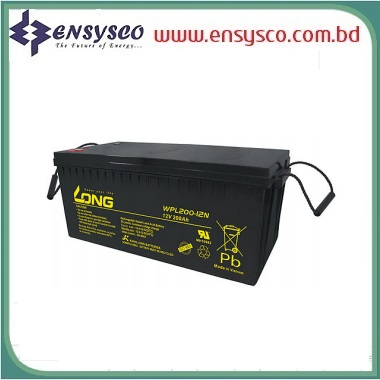 200Ah Long Battery Price in BD | 200Ah Long Battery