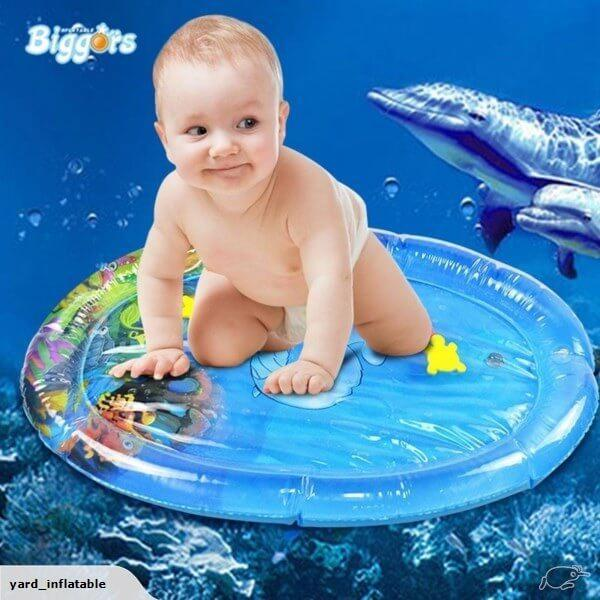 Round Baby Water Play Mat