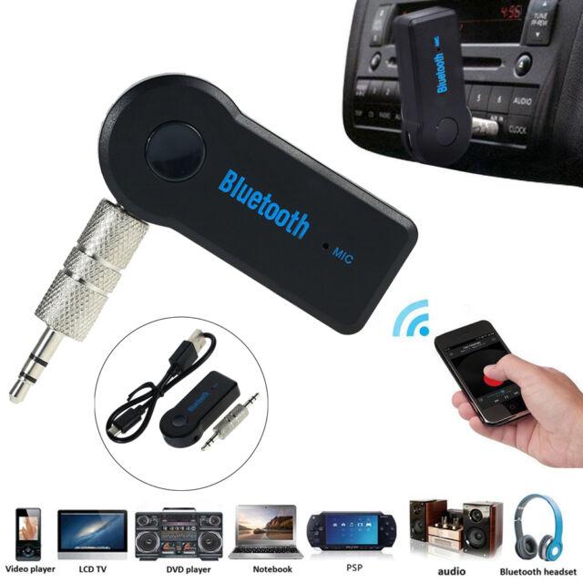 Wireless Car Bluetooth Receiver